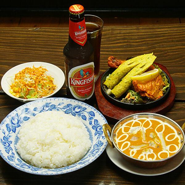 インド・アジア料理 ディパ