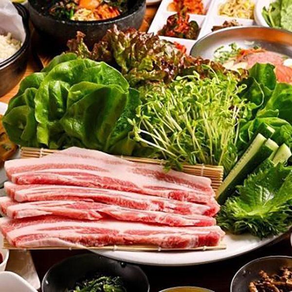 炭火焼肉 韓国苑 中津沖代店