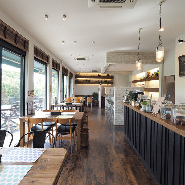 CAFE&DINNING&ROOMS FURIO(フリオ)