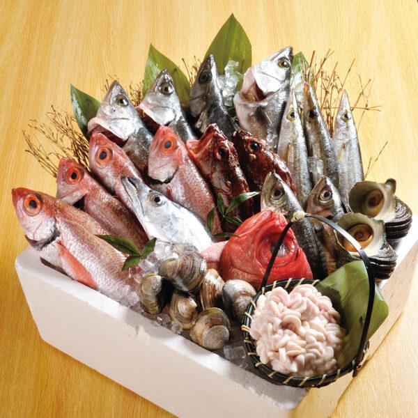 海鮮厨房 うろこ