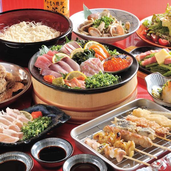魚串大衆酒場 ブルちゃん!