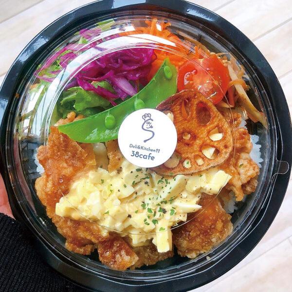 Deli&Kitchen 38cafe (さやカフェ)